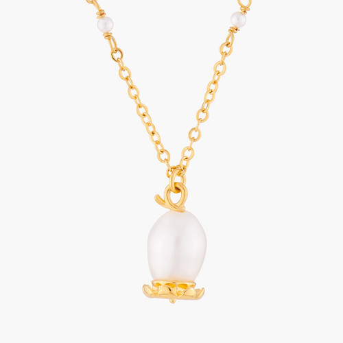 Lily Of Theé Valley Pendant Necklace | ALFB3041