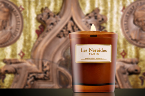 Candle Grand Modele 190Gm - Patchouli Antique Candles | BOUGIE-190
