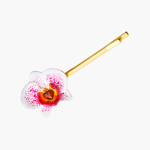 Hairpin Rêves D'Orchidées Charms   AOOC4011