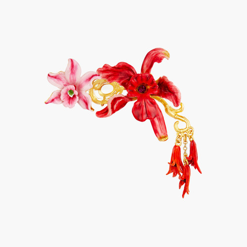 Brooch Rêves D'Orchidées Accessories   AOOC5011