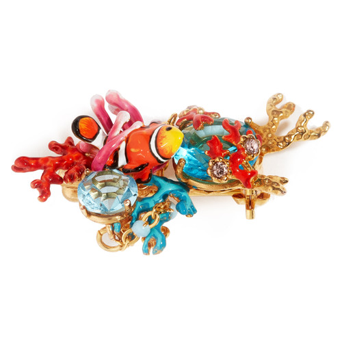 Brooch Le Grand Large Accessories | AOGL5011