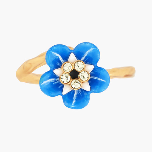 Forget-Me-Not Adjustable Rings | ANBM6031
