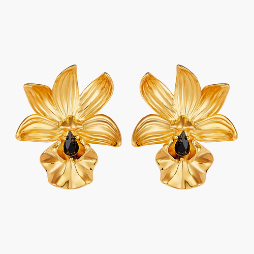 Rêves D'Orchidées Earrings | AOOC115/1