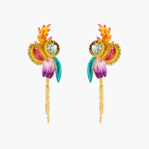Rêves D'Orchidées Earrings | AOOC112/1