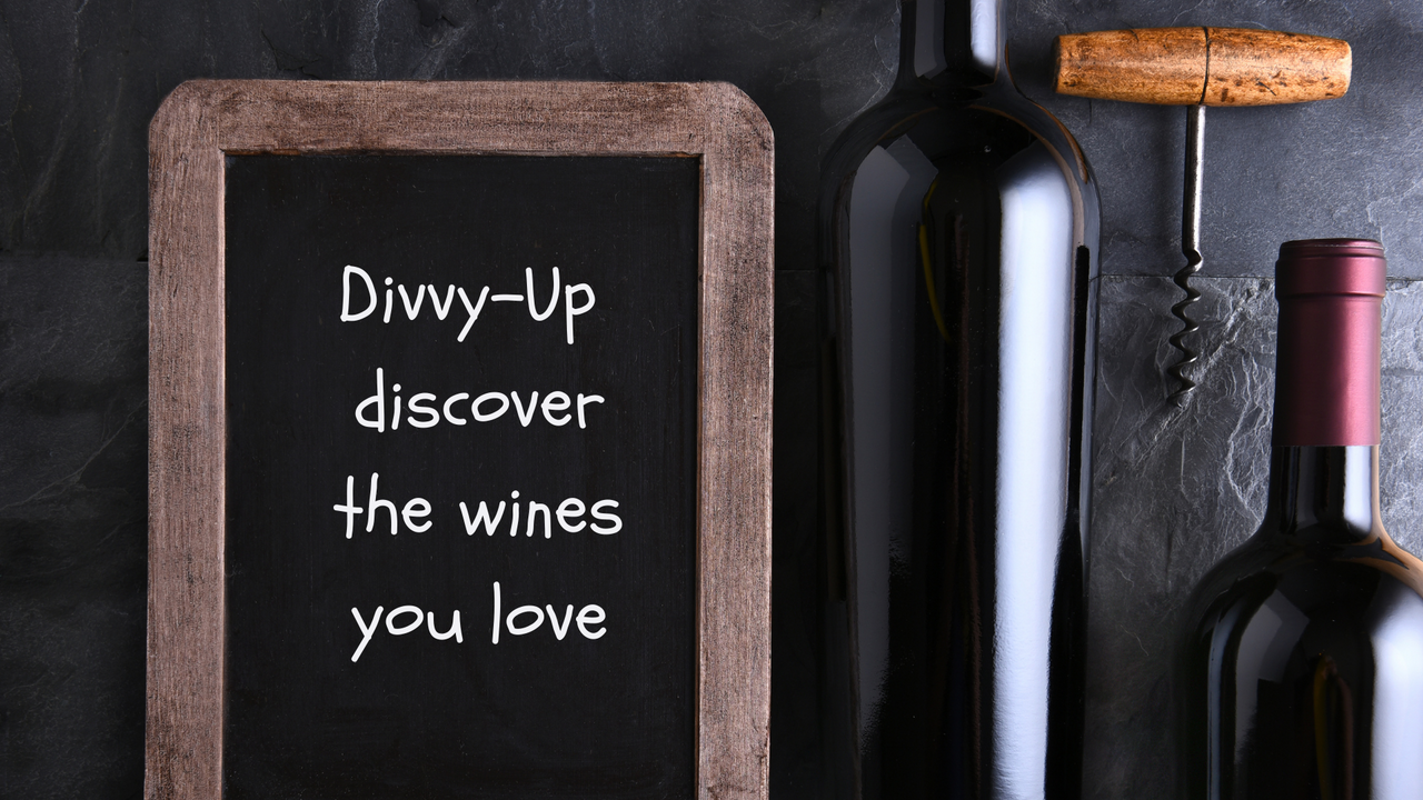 Divvy-Up Wine Basics Cheat Sheet