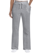 Ladies' Open Bottom Pocketed Sweatpant (Sport Grey)