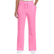 Ladies' Open Bottom Pocketed Sweatpant (Azalea)