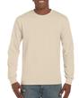 Men's Classic Long Sleeve T-Shirt (Natural)
