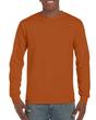 Men's Classic Long Sleeve T-Shirt (Texas Orange)