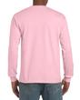 Men's Classic Long Sleeve T-Shirt (Light Pink)
