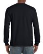 Men's Classic Long Sleeve T-Shirt (Black)