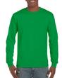 Men's Classic Long Sleeve T-Shirt (Irish Green)