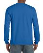 Men's Classic Long Sleeve T-Shirt (Royal)