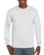 Men's Classic Long Sleeve T-Shirt (Ash Grey)