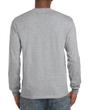 Men's Classic Long Sleeve T-Shirt (Sport Grey)