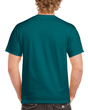 Men's Classic Short Sleeve T-Shirt (Galapagos Blue)