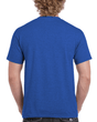 Men's Classic Short Sleeve T-Shirt (Antique Royal)