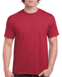 Men's Classic Short Sleeve T-Shirt (Antique Cherry Red)