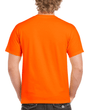 Men's Classic Short Sleeve T-Shirt (Safety Orange)