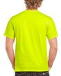 Men's Classic Short Sleeve T-Shirt (Safety Green)