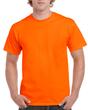Men's Classic Short Sleeve T-Shirt (Safety Orange)