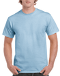 Men's Classic Short Sleeve T-Shirt (Sky)