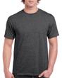 Men's Classic Short Sleeve T-Shirt (Dark Heather)