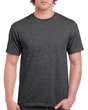 Men's Classic Short Sleeve T-Shirt (Dark Heather)