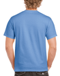 Men's Classic Short Sleeve T-Shirt (Carolina Blue)