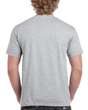 Men's Classic Short Sleeve T-Shirt (Sport Grey)