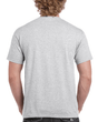 Men's Classic Short Sleeve T-Shirt (Ash Grey)