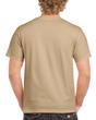 Men's Classic Short Sleeve T-Shirt (Tan)