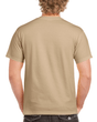 Men's Classic Short Sleeve T-Shirt (Tan)