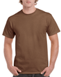 Men's Classic Short Sleeve T-Shirt (Chestnut)