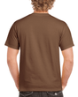 Men's Classic Short Sleeve T-Shirt (Chestnut)