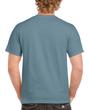 Men's Classic Short Sleeve T-Shirt (Indigo Blue)