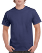 Men's Classic Short Sleeve T-Shirt (Metro Blue)