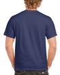 Men's Classic Short Sleeve T-Shirt (Metro Blue)