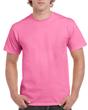 Men's Classic Short Sleeve T-Shirt (Azalea)