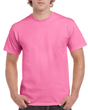 Men's Classic Short Sleeve T-Shirt (Azalea)