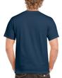 Men's Classic Short Sleeve T-Shirt (Blue Dusk)