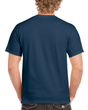Men's Classic Short Sleeve T-Shirt (Blue Dusk)