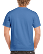 Men's Classic Short Sleeve T-Shirt (Iris)