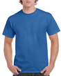 Men's Classic Short Sleeve T-Shirt (Royal)
