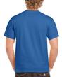 Men's Classic Short Sleeve T-Shirt (Royal)