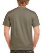 Men's Classic Short Sleeve T-Shirt (Olive)