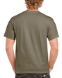 Men's Classic Short Sleeve T-Shirt (Olive)