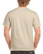 Men's Classic Short Sleeve T-Shirt (Sand)