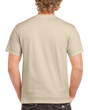 Men's Classic Short Sleeve T-Shirt (Sand)