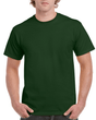 Men's Classic Short Sleeve T-Shirt (Forest Green)